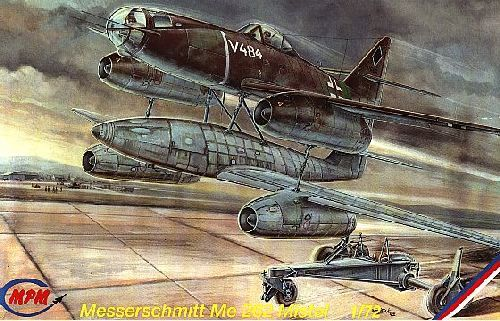 Luft 46 Models Messerschmitt Me 262 And Its Variants