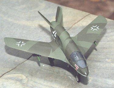 Luft 46 Models: Messerschmitt ...